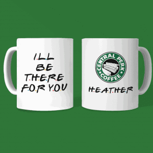 Central Perk Couch Mug - Friends