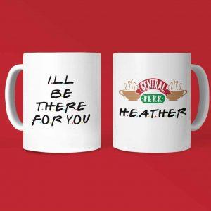 Central Perk Friends Mug