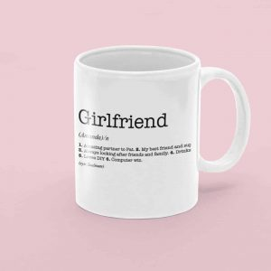 Girlfriend Dictionary Definition Mug