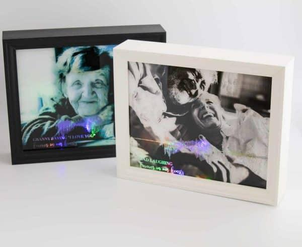 Memorial Light Box Frame